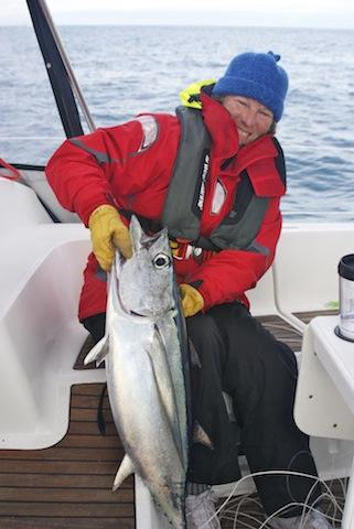 Ahi tuna...yum!