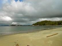 West beach, Pruth Bay
