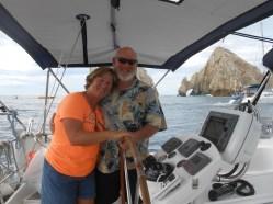 El Arco y mi esposa...bueno