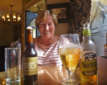 New ciders and beers to try!