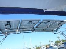 4 new solar panels