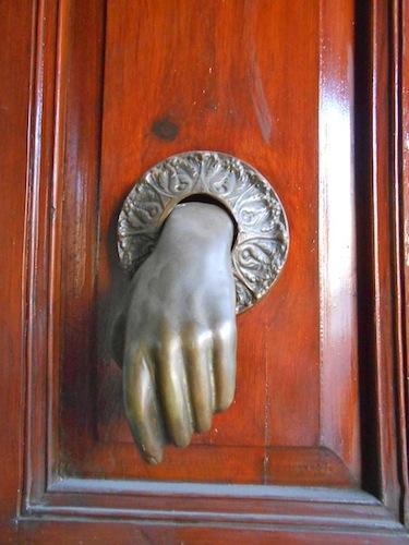 Nice knocker!