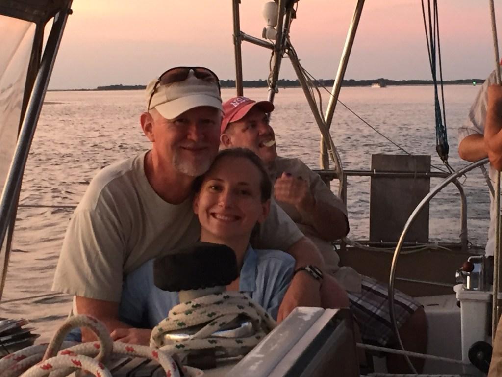 Sunset Sail Sail Amelia Sail Charter