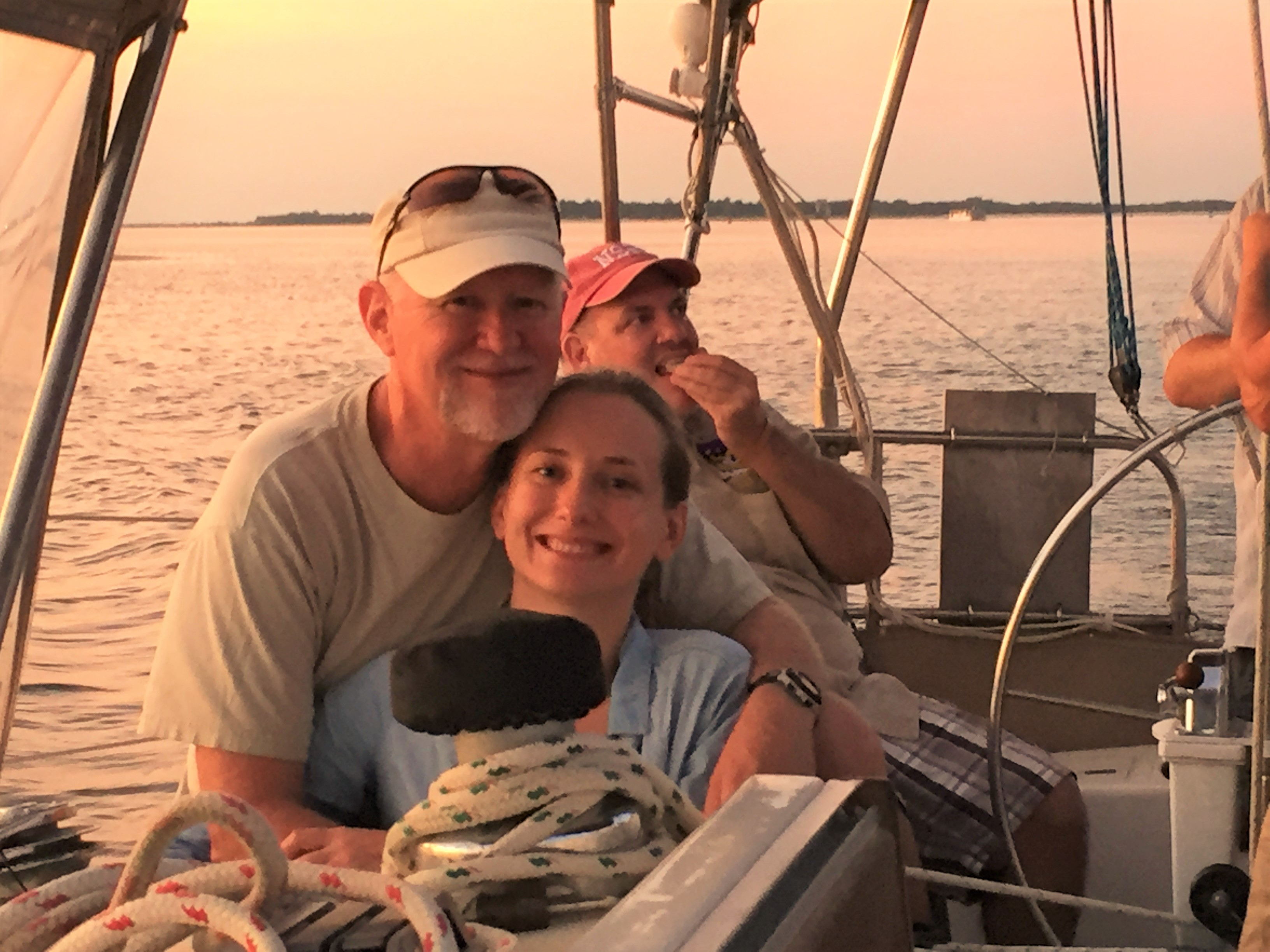 Sunset Cruise Fernandina Beach Amelia Island