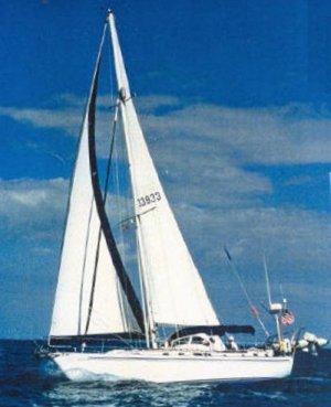 SailboatData  BREWER 128 Sailboat