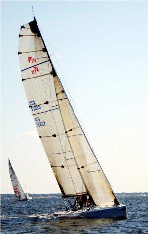 SailboatData  FARR 11S Sailboat