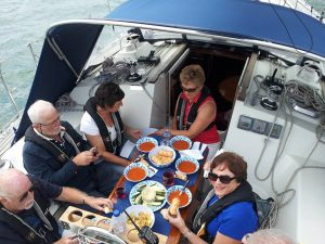 The UK's only veggie/vegan sailing school