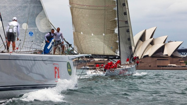 Yacht Race Sailboats And Sailing The World