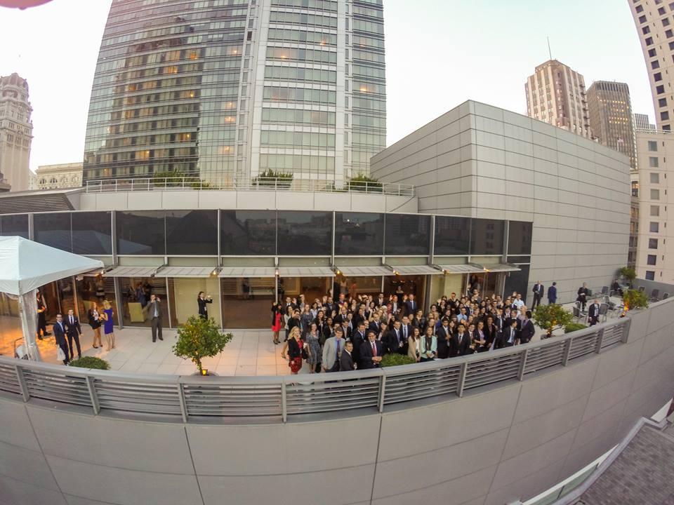 The 51st International Achievement Summit Delegates Group Picture