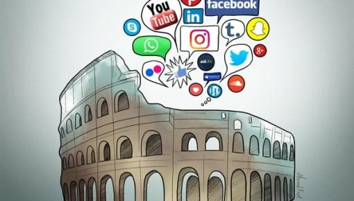Social Media – The New Colosseum