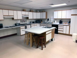 Kitchen at Southern Adirondack Independent Living Center