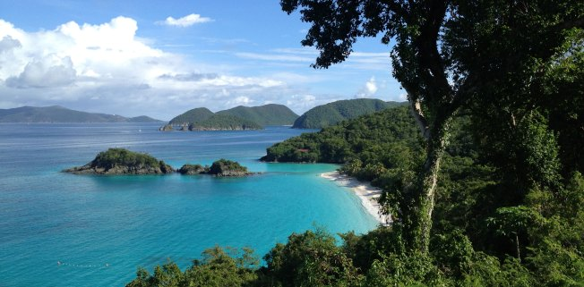 Caribbean Island sailing