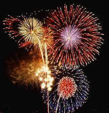 Maine Special Event Sails. Camden Maine Fireworks