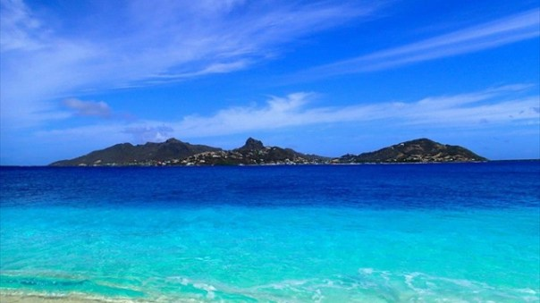 Union Island, Tropical Paradise