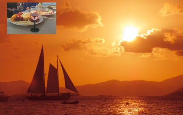 Sunset Sail with hors d'oeuvres
