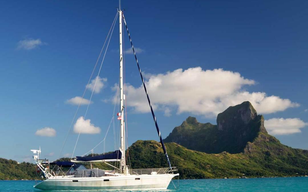 Tahiti, Bora Bora and co.