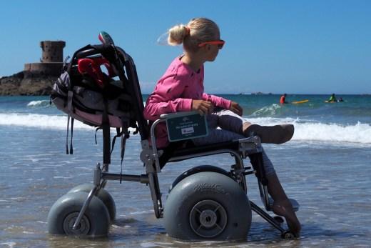 Gaia Rollstuhl