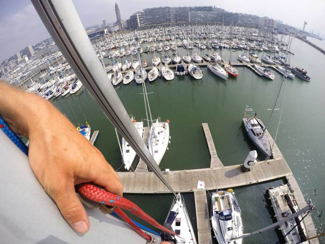 Le Havre Hafen
