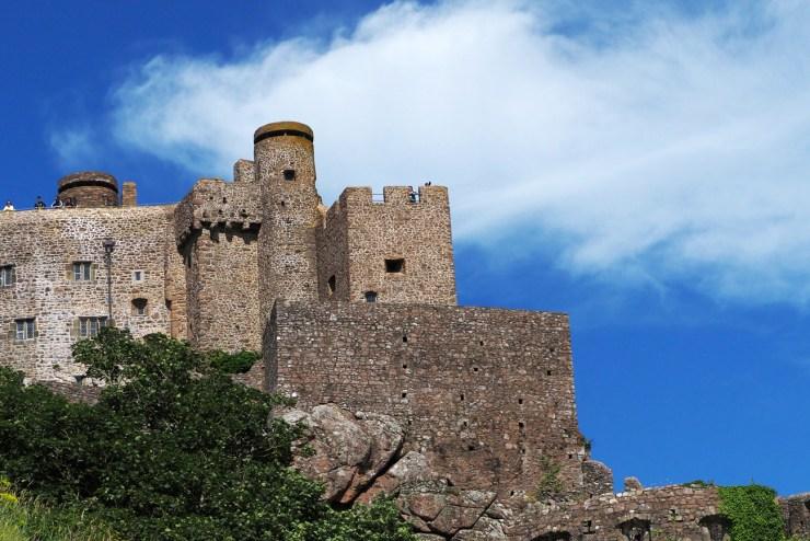 Schloss Mont Orgueil