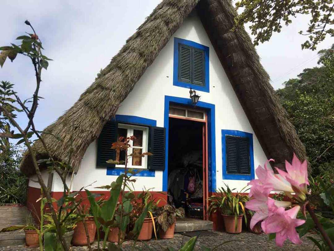 Madeira Santana Haus