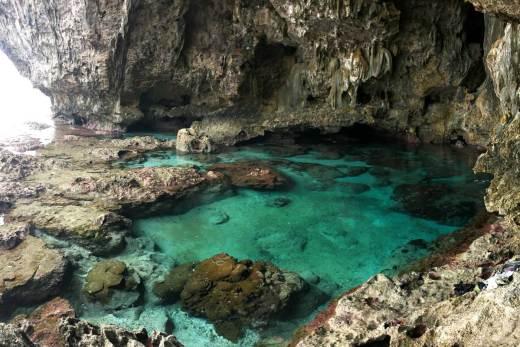 Niue Grotten