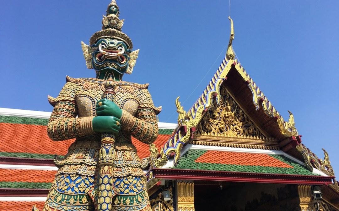 Bangkok – Zwischenhalt in einer anderen Welt