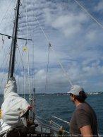 Durch die Riffpassage nach Suva
