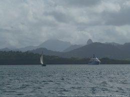 Ankunft in Fiji