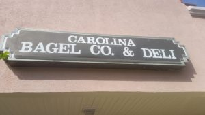 Carolina Bagel Co & Deli