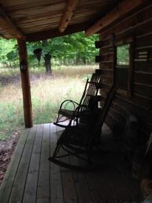 A cabin at Landmark