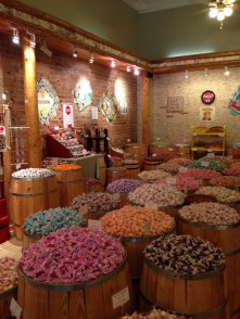 The Taffy Barrel in Charlevoix