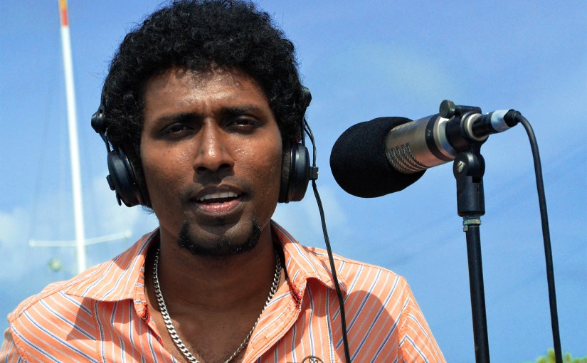 Male Background Vocals: Saman Lenin (Sri Lanka)