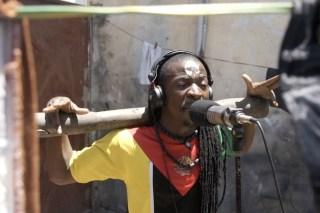 Vocals: Felix Rock (Mosambik)