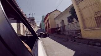 In den Strassen Santiagos