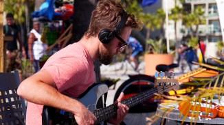 """Will am Bass für Chokey's """"Live Up"""" aus Jamaika"""