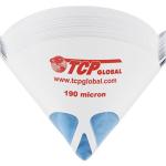 paper cone strainer