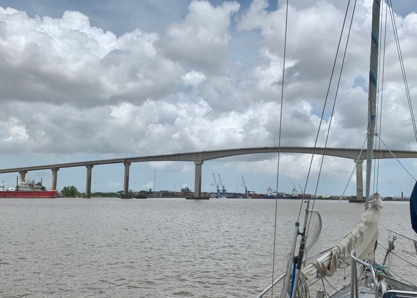 Jules Wijdenbosh Bridge