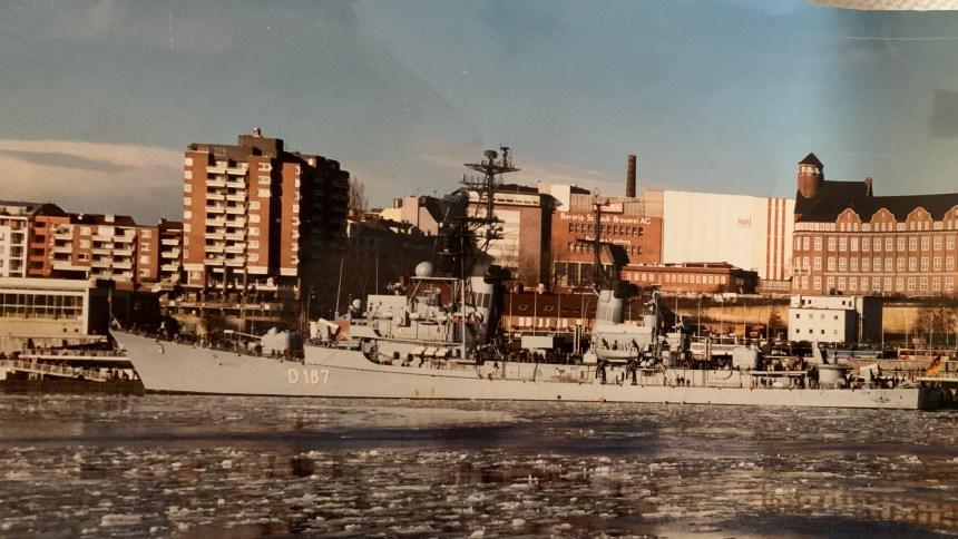 FGS Rommel in Hamburg