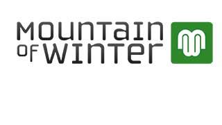 Mountain of winter logo