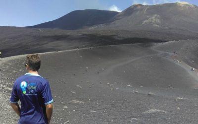 La Carta del Grumete V: Del Stromboli al Etna