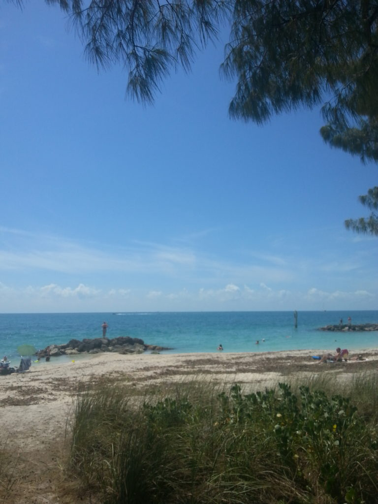 Key West Beach Views
