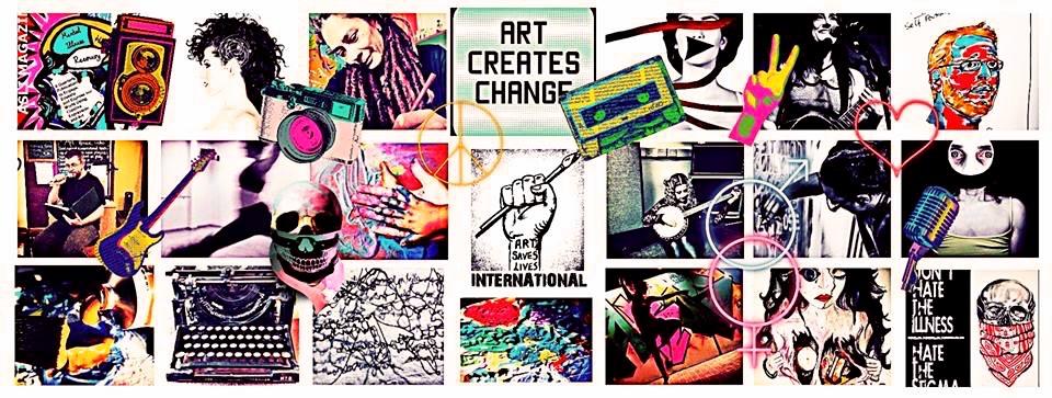 Art Saves Lives!