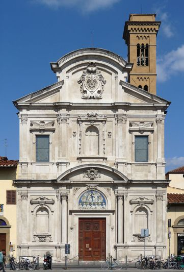 Church of All Saints, Florence
