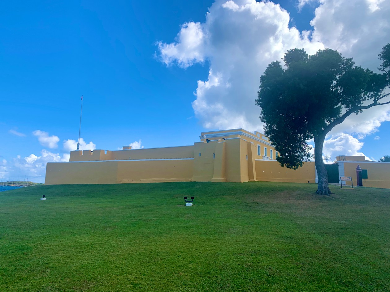 Christiansted fort