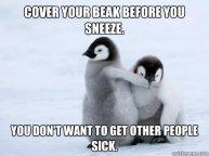 Sneezing