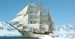 Europa - Photograph from Tall Ships Belfast