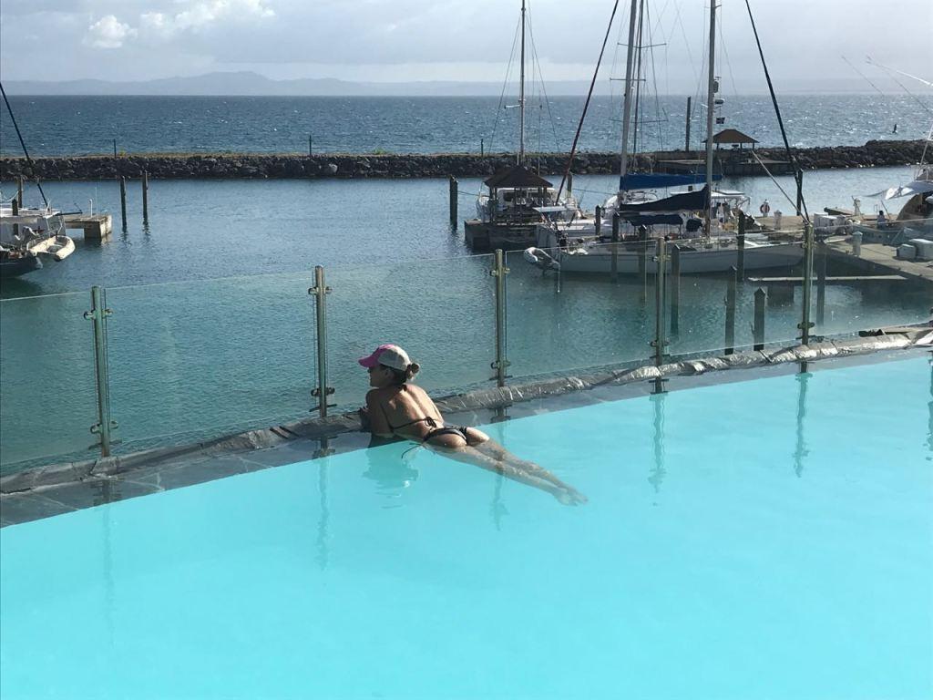 Puerto Bahia Marina Upper Deck Pool