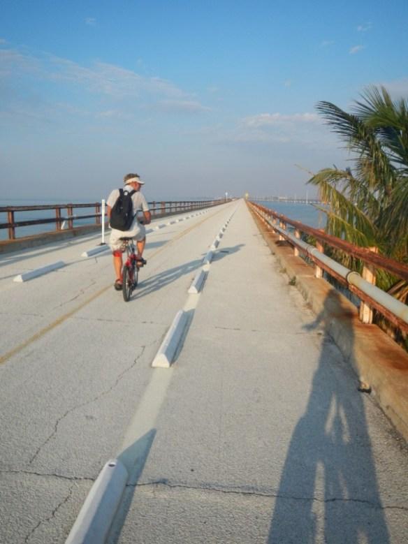 Seven Mile Bridge to Key West