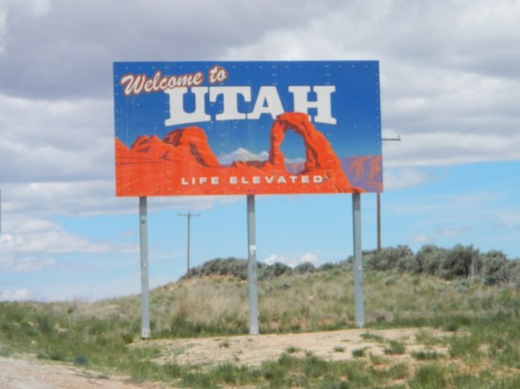 Welcome to Utah- Life Elevated