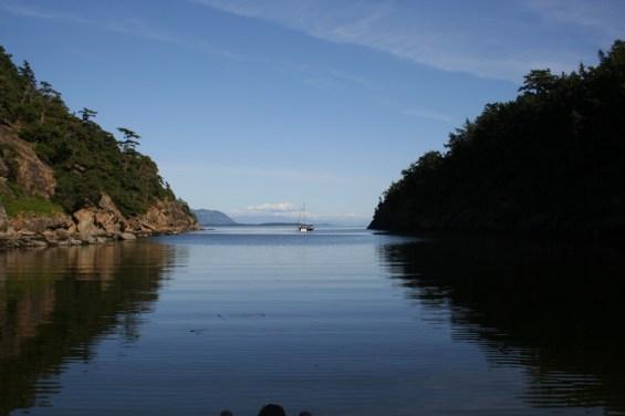 Snoring Bay